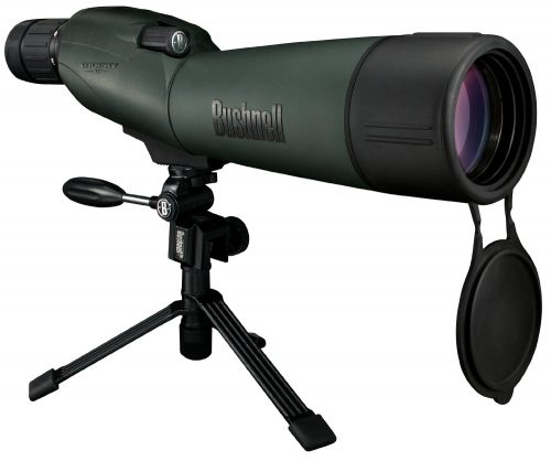 Bushnell Trophy XLT 20-60x 65mm Waterproof Compact Tripod Spotting Scope