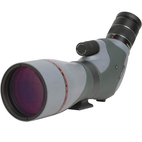 Pinty 6-24x50 AOEG Red & Green Rangefinder Spotting Scope