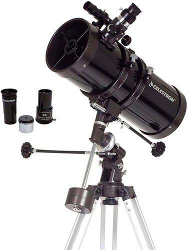 Celestron - PowerSeeker 80EQ Telescope
