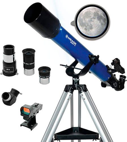 Meade Instruments-Infinity 70mm Aperture