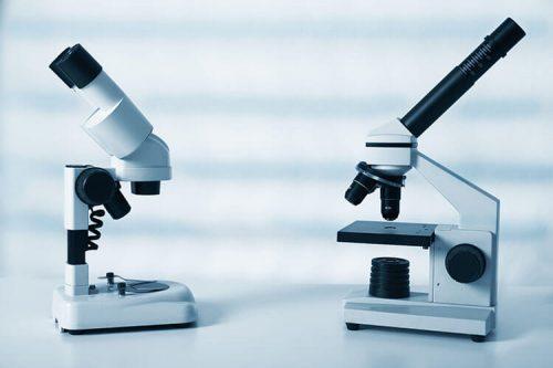 Condenser On A Microscope