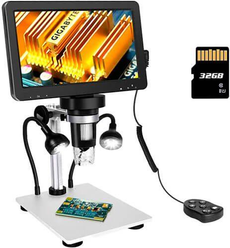 ANNLOV 7 inch LCD Digital Microscope