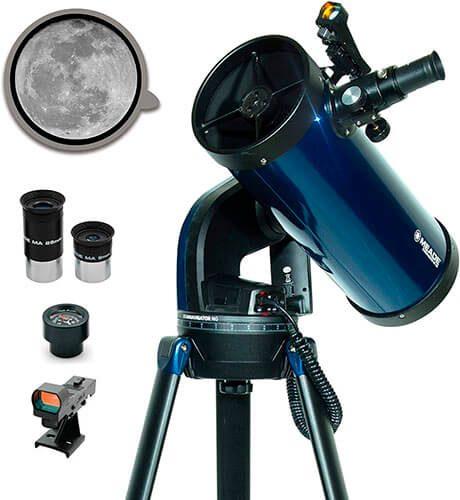 Meade Instruments – StarNavigator NG 130mm Reflecting Computerized GoTo Astronomy Telescope